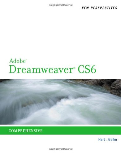 New Perspectives on Adobe Dreamweaver CS6, Comprehensive (New Perspectives  1133525822 pdf