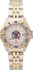 Sacramento Kings Ladies All Star Watch Stainless Steel Bracelet by Logo Art