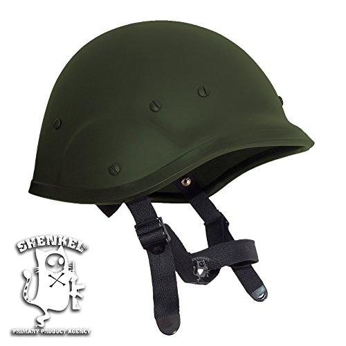 SHENKEL 自衛隊装備 88式鉄帽 タイプ ハードシェル ヘルメット HeadGear ver.2 OD