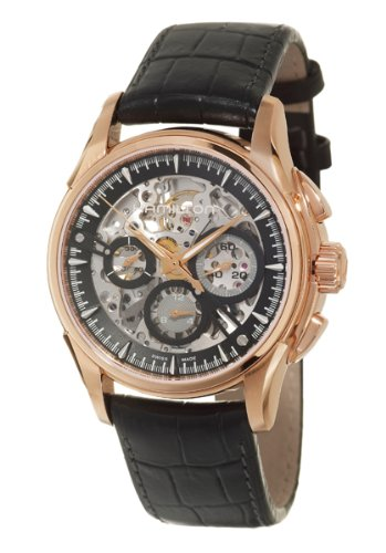 Hamilton Jazz Master Skeleton Men's Automatic Watch H32686791