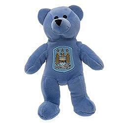 Manchester City FC Mini Beanie Bear SB