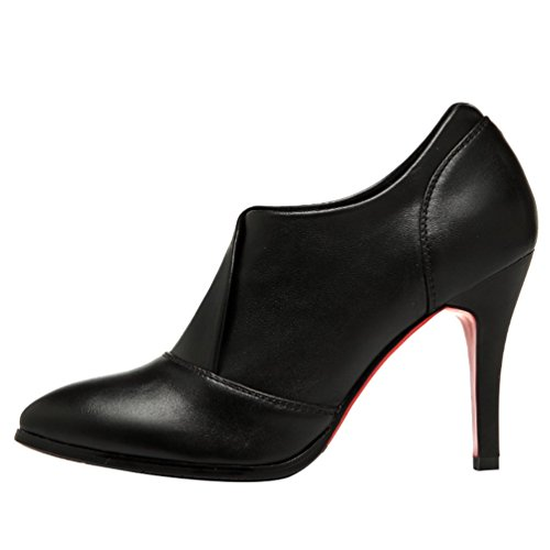 fq-real-womens-vintage-pointed-toe-slip-on-casual-stiletto-pu-pumps-35-ukblack