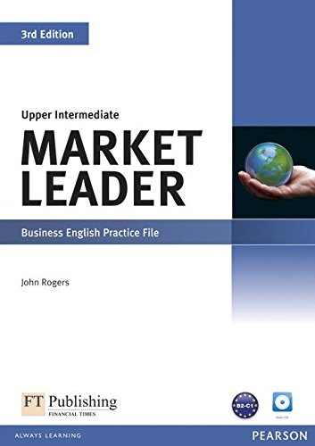 Market Leader 3rd Edition Upper Intermediate Practice File & Practice File CD Pack