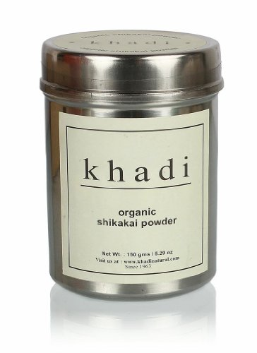 Khadi Organic Shikakai Powder, 150gms