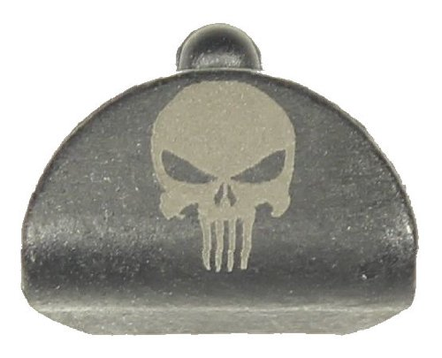 Sure Plug 1 Laser Engraved Skull - Designed For Gen 1-3 Glock Models 17,18,19,20,21,22,23,24,25,31,32,34,35, 37,38