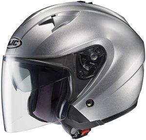 HJC IS-33 Helmet - Small/Silver
