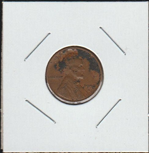 1956 D Lincoln Wheat (1909-1958) Penny Very Good (1956 D Penny compare prices)
