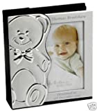 Personalised Teddy Bear Baby Photo Album