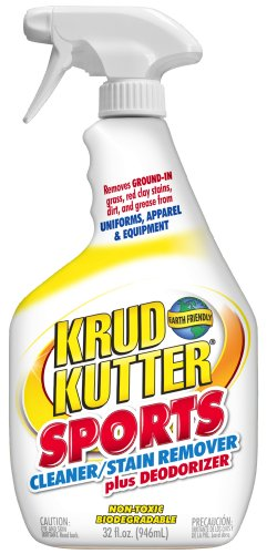 Krud Kutter SC32/6 Sports Cleaner with Stain Remover and Deodorizer and 32-Ounce Trigger Spray (Krud Kutter Carpet Cleaner compare prices)