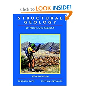 Structural Geology of Rocks and Regions - George H. Davis