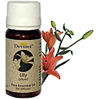 Devinez Lilly, Lotus Essential Oil For Electric Diffusers/ Tealight Diffusers/ Reed Diffusers, 15ml Each