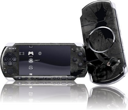 Batman-Batman-in-Black-Sony-PSP-3001-Skinit-Skin-by-Skinit