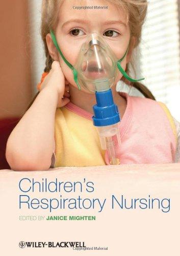 Children'S Respiratory Nursing front-1023439