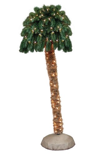 beckett-corporation-90-tips-pre-lit-palm-decorating-tree-6-feet