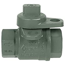 492125 VALVE GAS METER LOCKWING VALVE 3/4\