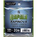 ラパラ ラピノヴァ フロロカーボン ショックリーダー 30m (4lb~8lb)