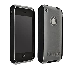 OtterBox Commuter TL Case for iPhone 3G , 3G S (Black)
