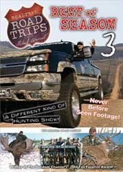 Realtree Road Trips Best of Season 3 DVD - 1