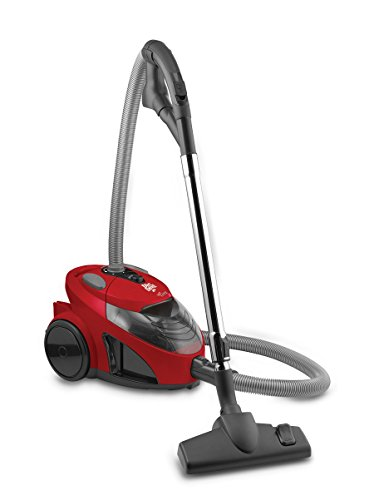 Dirt Devil Vacuum Cleaner EZ Lite Corded Bagless Canister Vacuum SD40010 (12 Amp Dirt Devil compare prices)