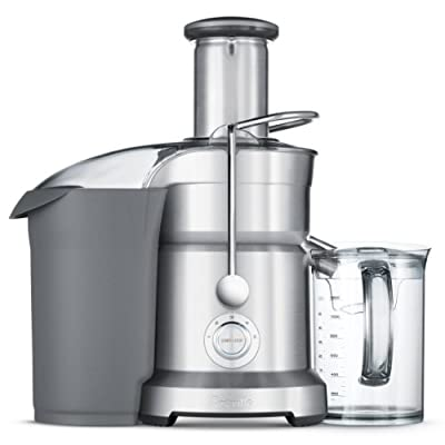 Breville BJE820XL Juice Fountain Duo Dual Disc Juicer by Breville