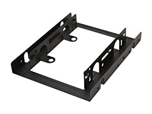 Rosewill 2.5-Inch SSD/HDD Mounting Kit for 3.5-Inch Drive Bay RDRD-11004 by Rosewill