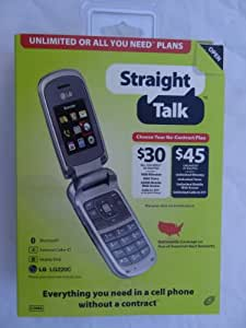 Straight Talk LG 220C Prepaid Cell Phone