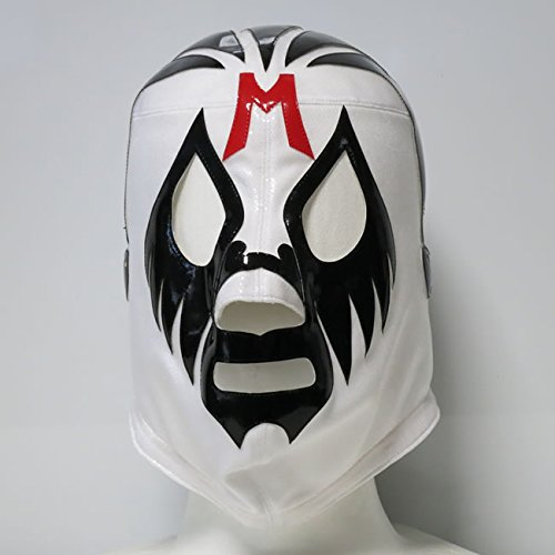 仮面貴族 ミル・マスカラス セミプロマスク ホワイトトレード