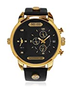 SO & CO New York Reloj con movimiento cuarzo japonés Man GP16128 52 cm