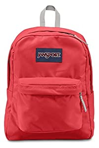 JanSport Superbreak Backpack - Coral Dusk / 16.7