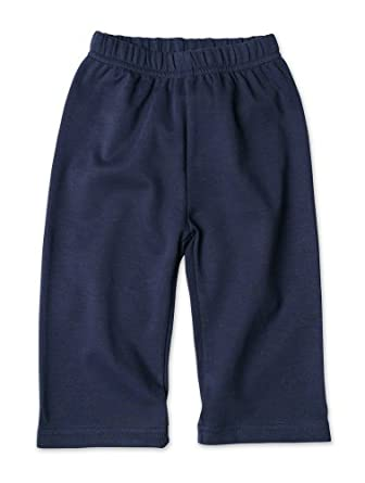 Zutano Primary Solid Pant, Navy, 6 Months ( 0-6 months)