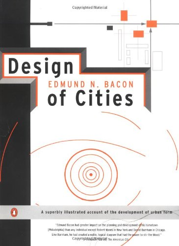 Design of Cities: Revised Edition (Penguin Books)
