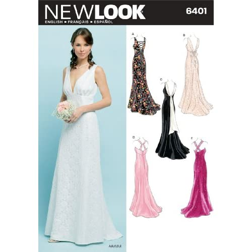 41dQoH26F6L. SL500 SS500  Special Occasion Sewing Patterns