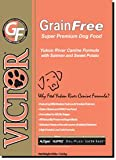 Victor Dog Food Grain-Free Yukon River Salmon and Sweet Potato, 30-Pound