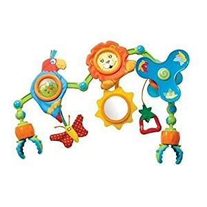 Tiny Love 688  Musical Nature Stroll Toy Bar