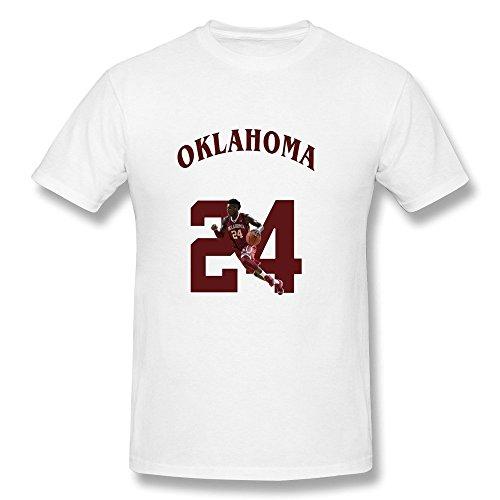 hommes-buddy-hield-oklahoma-sooners-t-shirt-large