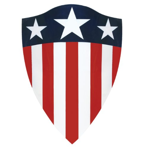 Officially Licensed Marvel Captain America 1940's Shield Prop Replica Life Size Limited Edition (1940 Captain America compare prices)
