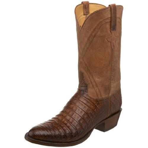 Lucchese Classics Men's L1399.63 Western Boot,Tan,8 EE US