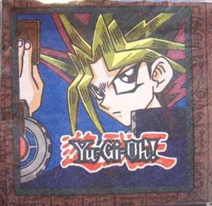Yu-Gi-Oh Beverage Napkins (16) by American Greetings