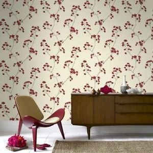Home Of Colour - Harmony - Wallpaper - Flame Red from New A-Brend