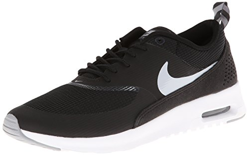 Nike Air Max 'Thea' sneakers, Black/Wolf Grey-Anthrct-White, 36.5