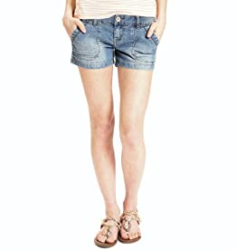 Diana Denim Porkchop Shorts