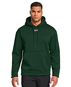 Under Armour Men's Armour® Fleece Team Hoodie Extra Extra Large Forest Green