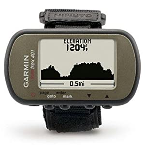 Waterproof Hands-Free GPS with Electronic Compass by Garmin