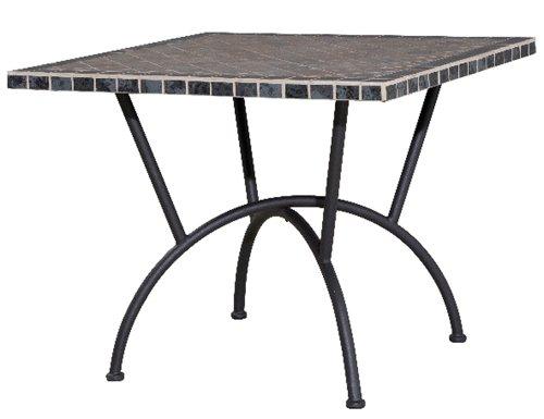 siena garden ponza tisch 90 cm preisvergleich preis ab. Black Bedroom Furniture Sets. Home Design Ideas