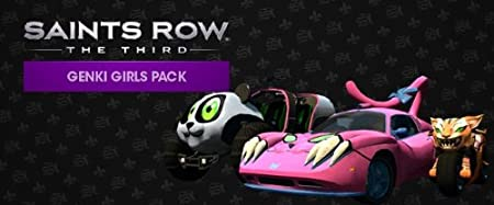 Saints Row: The Third Genki Girl Pack DLC [Download]