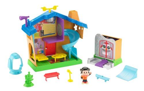 Fisher-Price Julius Jr. Rock 'n Playhouse Box
