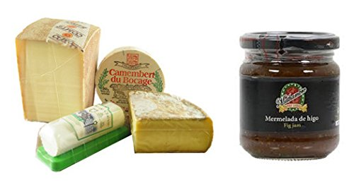 French-Cheese-Sampler-Assortment-19-lbs-Fig-Jam-Mathambre-220gr