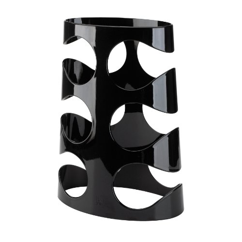 Umbra Grapevine Acrylic Wine Rack, Black (Umbra Wine Rack compare prices)