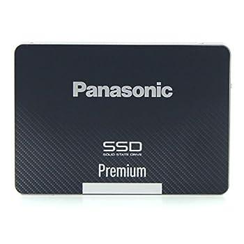 Panasonic RP-SSB120GAK Black 120GB SSD 2.5インチ SATA接続【並行輸入】