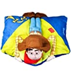 Pillow Time Play Pal - Disney Toy Story Woody